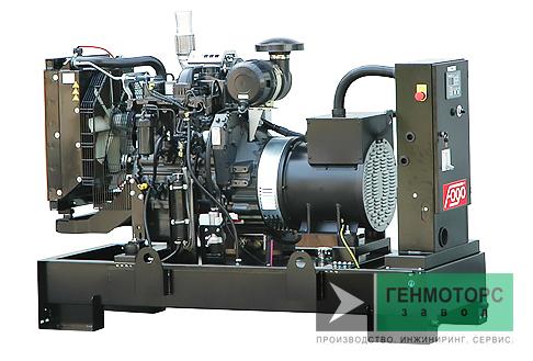 Дизельный генератор (электростанция) FOGO FDF80IS