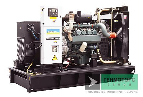 Дизельный генератор (электростанция) AKSA AD490