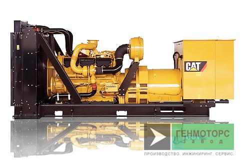 Дизельный генератор (электростанция) Caterpillar C32