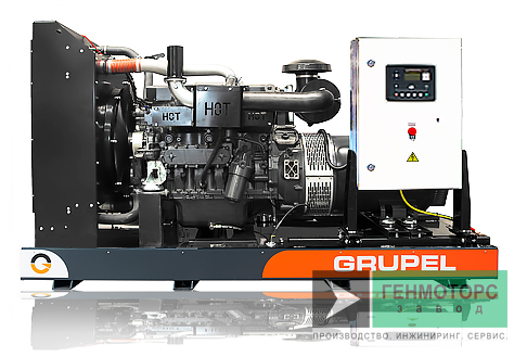 Дизельный генератор (электростанция) G35IVGR Grupel