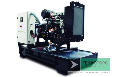 Дизельный генератор (электростанция) G33PKGR Grupel