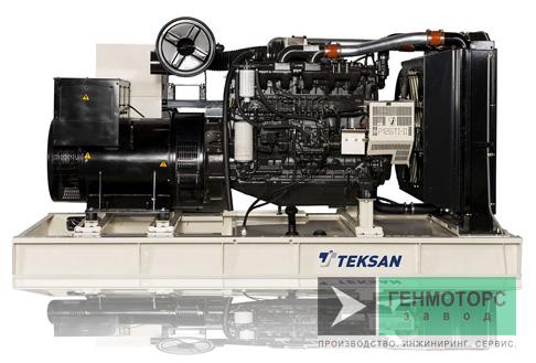 Дизельный генератор (электростанция) Teksan TJ275DW5C