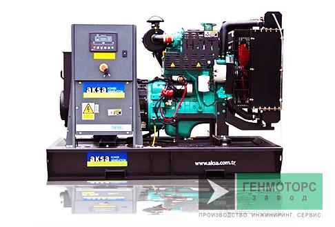 Дизельный генератор (электростанция) AKSA APD43C