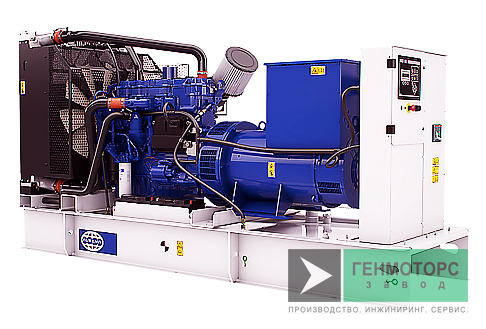 Дизельный генератор (электростанция) FG Wilson P330-3