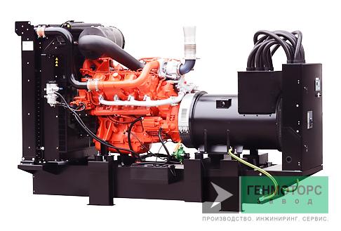 Дизельный генератор (электростанция) FOGO FDF600SS