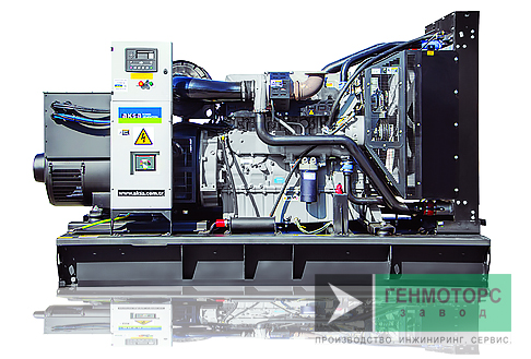 Дизельный генератор (электростанция) AKSA AP500