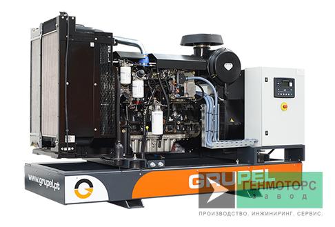 Дизельный генератор (электростанция) Grupel G190IVST
