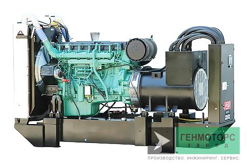 Дизельный генератор (электростанция) FOGO FDF650VS