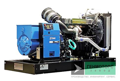 Дизельный генератор (электростанция) SDMO V440C2