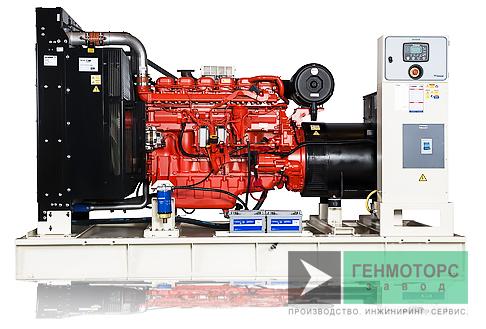 Дизельный генератор (электростанция) Teksan TJ410SC