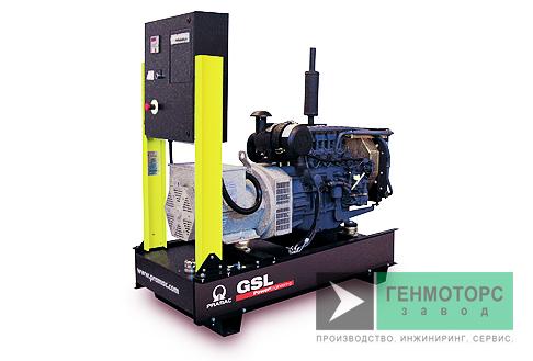 Дизельный генератор (электростанция) Pramac GSL30D