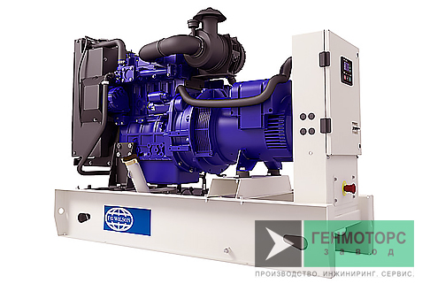 Дизельный генератор (электростанция) FG Wilson P22-6