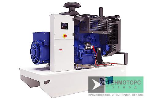 Дизельный генератор (электростанция) FG Wilson F275-1
