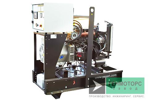 Дизельный генератор (электростанция) Gesan QI 25
